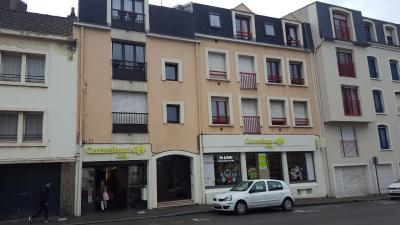Location BOULOGNE SUR MER, Appartement 60 m² - 3 pièces