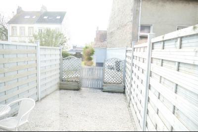 Location BOULOGNE SUR MER, studio meublé avec terrasse 19 m² avec terrasse et wifi