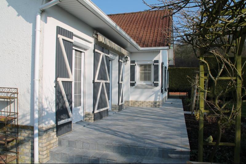 Axe Boulogne Saint Omer belle maison indépendante permettant la vie au rez de chaussée