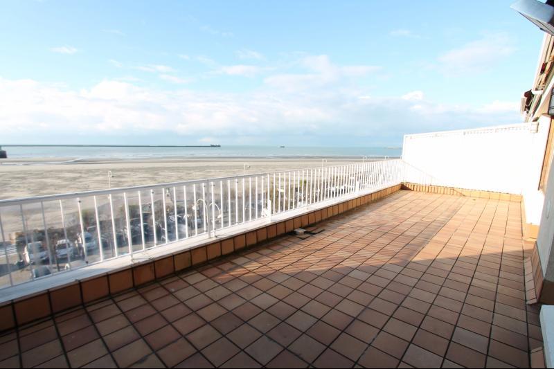 Vente Boulogne Sur Mer Face Mer Appartement  Chambres Grande