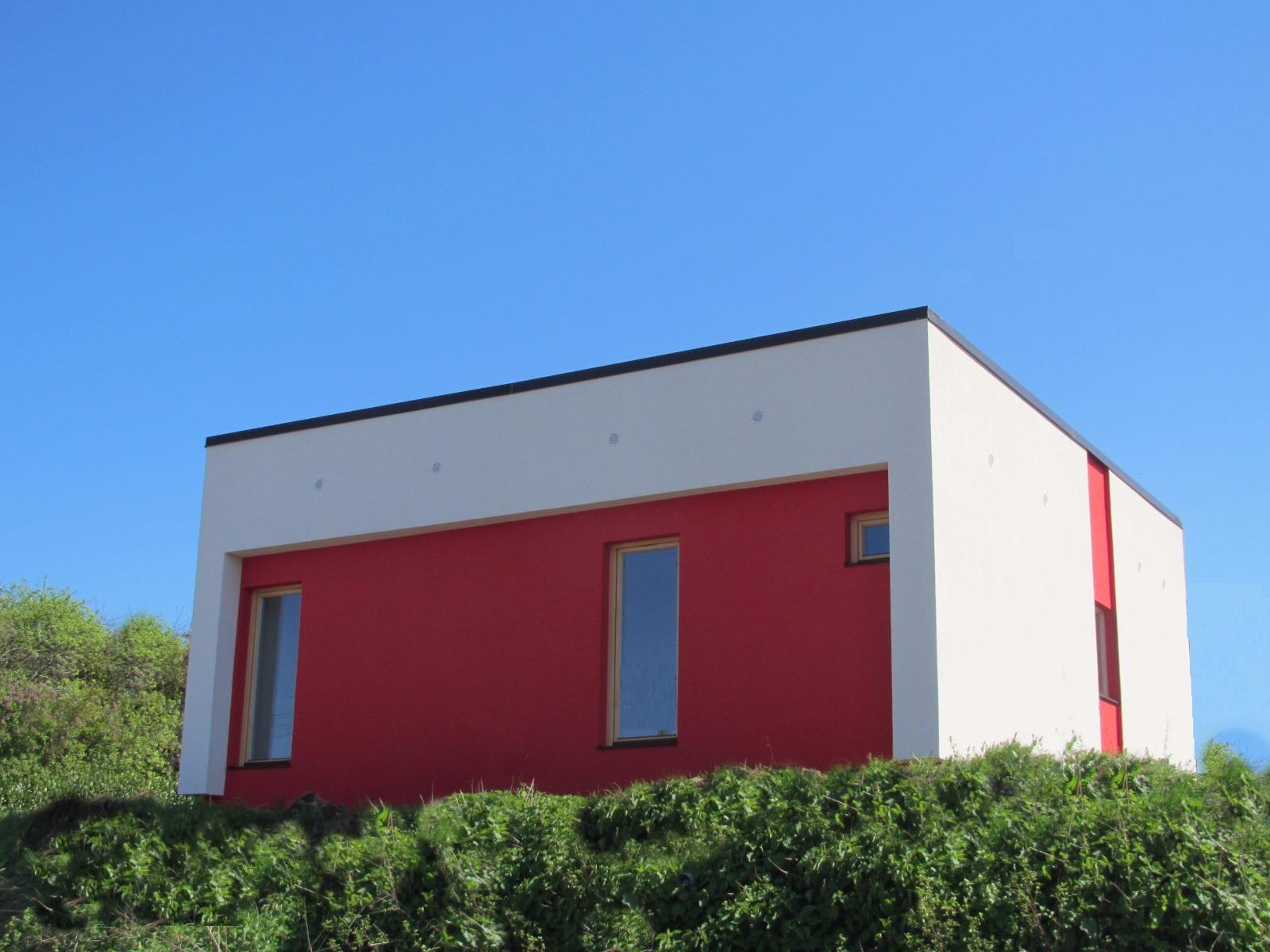 Maison neuve bois cheap prix maison neuve m maison neuve for Achat maison neuve