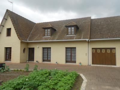 RECQUES/HEM , Maison individuelle150 m² - 6 pièces