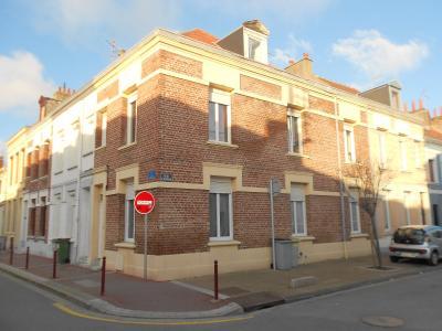 CALAIS- Immeuble de rapport - 3 appartement(s) loués