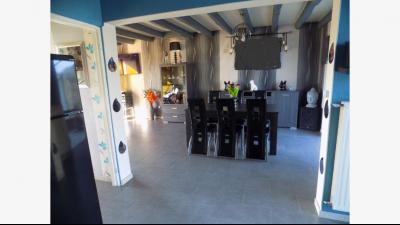 Vente CALAIS, Maison de ville 80 m² - 5 pièces