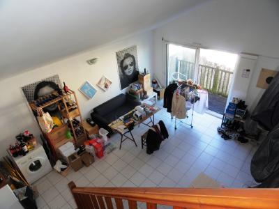 TALENCE Bre Saint Genes rue calme T3 Duplex lou� 72m2+ balcon au 1er sur 1