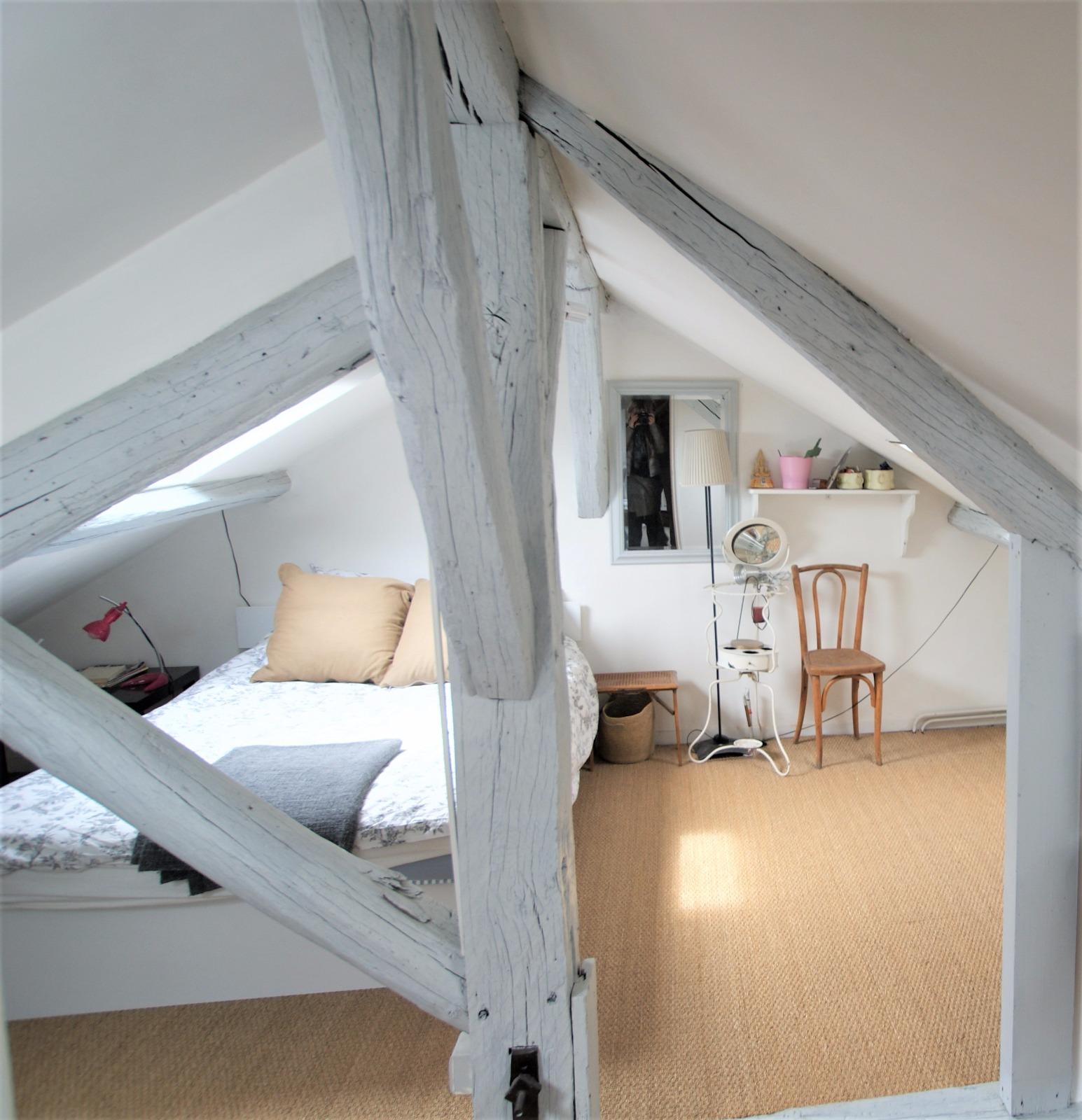 Nantes cours cambronne magnifique appartement for Appartement atelier