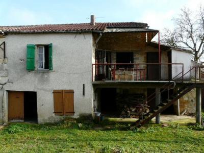 Maison de hameau, Agence Immobilière UnChezVous, dans les départements de l'Ariège et de l'Aude