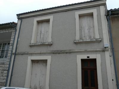 Maison centre ville Agen, Agence Immobilière UnChezVous, dans les départements de l'Ariège et de l'Aude