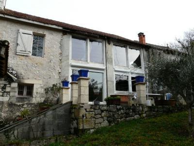 Maison en pierre Montesquieu, Agence Immobilière UnChezVous, dans les départements de l'Ariège et de l'Aude