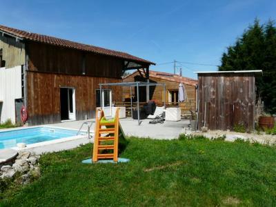Maison STE COLOMBE EN BRUILHOIS, Agence Immobilière UnChezVous en Ariège et Aude