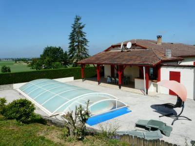 Tr�s belle maison traditionnelle, Agence Immobilière UnChezVous, dans les départements de l'Ariège et de l'Aude