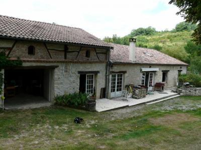 MAISON CAMPAGNE SECTEUR PUYMIROL, Agence Immobilière AMP, dans le département du Lot et Garonne (Agen)