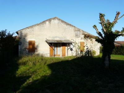 MAISON DE VILLAGE EN  PIERRE A L'EST D'AGEN, Agence Immobilière AMP, dans le département du Lot et Garonne (Agen)
