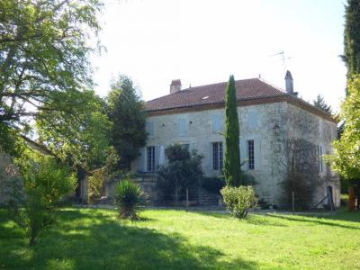PROPRIETE DE CHARME, Agence Immobilière AMP, dans le département du Lot et Garonne (Agen)