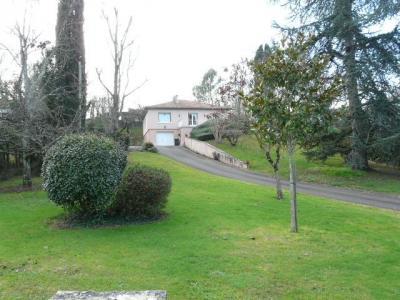 Superbe villa sur sous-sol, Agence Immobilière AMP dans le département du Lot et Garonne (Agen)