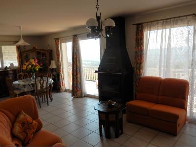 Vue: Maison Fillinges salon salle à manger, Villa récente avec une vue dégagée à vendre à Fillinges
