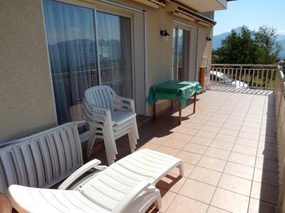 Vue: Maison Fillinges terrasse, Villa récente avec une vue dégagée à vendre à Fillinges