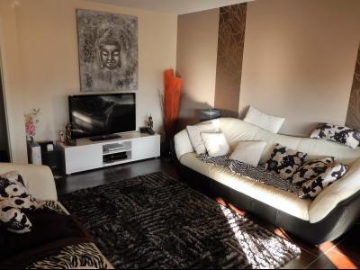 Vue: Appartement T3 Bonneville Salon , Appartement T3 au dernier étage avec terrasse à vendre à Bonneville