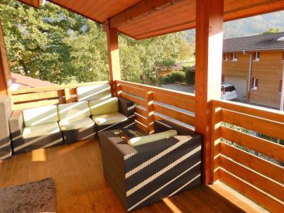 Vue: Appartement T3 Bonneville Terrasse, Appartement T3 au dernier étage avec terrasse à vendre à Bonneville