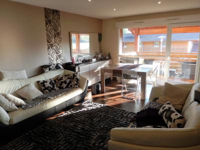 Vue: Appartement T3 Bonneville Salon Salle à manger, Appartement T3 au dernier étage avec terrasse à vendre à Bonneville