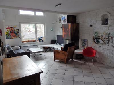 Vue: Appartement T4 Vétraz Monthoux Salon, Appartement Type 4 en duplex à vendre à Vétraz Monthoux