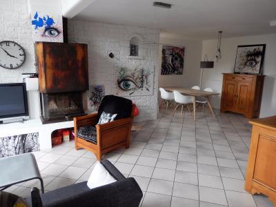 Vue: Appartement T4 Vétraz Monthoux Salon Salle à manger, Appartement Type 4 en duplex à vendre à Vétraz Monthoux