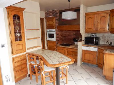 Vue: Appartement T4 Vétraz Monthoux Cuisine, Appartement Type 4 en duplex à vendre à Vétraz Monthoux