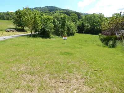 Vue: Terrain à Villard perspective, Terrain à vendre à Villard en Vallée Verte