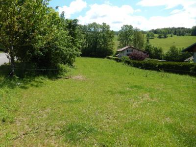 Vue: terrain villard, Terrain à vendre sur la commune de Villard sur Boëge en Vallée Verte