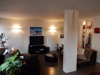 Vue: appartement t3 annemasse Salon, Grand appartement neuf et contemporain à vendre au centre ville d