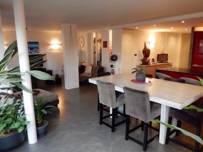 Vue: appartement t3 annemasse Salle à manger Salon, Grand appartement neuf et contemporain à vendre au centre ville d