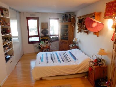 Vue: appartement t3 annemasse Chambre, Grand appartement neuf et contemporain à vendre au centre ville d