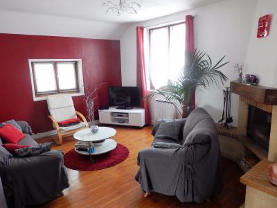 Vue: Appartement T3Bis Annemasse Cuisine, Appartement de Type 3 Bis avec terrasse et jardin à vendre dans une maison à Annemasse