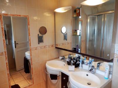 Vue: Appartement T3Bis Annemasse Salle de Bains, Appartement de Type 3 Bis avec terrasse et jardin à vendre dans une maison à Annemasse