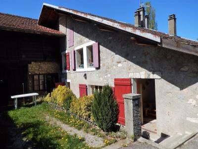 Vue: Maison Archamps Façade, Maison à vendre à Archamps
