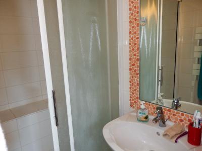 Vue: Appartement T3 Lucinges Salle de Bains, Appartement T3 à vendre avec Terrasse et Jardin à Lucinges