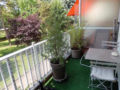 Vue: Appartement T3 Annemasse Chambre, Grand T3 avec balcon et garage à vendre à Annemasse
