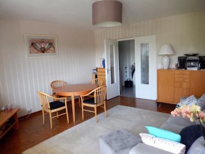 Vue: Appartement T3 Annemasse Salon, Grand T3 avec balcon et garage à vendre à Annemasse