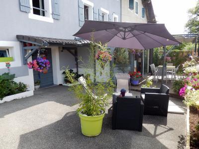 Vue: Maison Lucinges Terrasse, Maison de village à vendre au centre de Lucinges