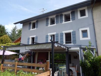 Vue: Maison Lucinges , Maison de village à vendre au centre de Lucinges