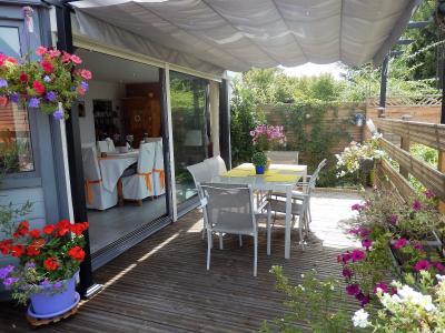 Vue: Maison Lucinges Jardin, Maison de village à vendre au centre de Lucinges