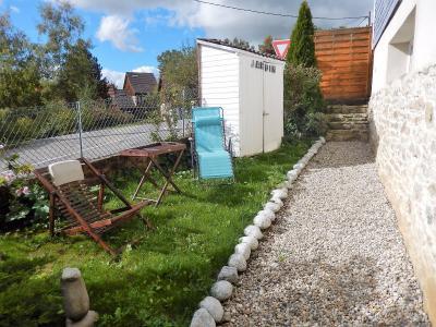 Vue: Maison Bonne Jardin Cour, Maison individuelle à vendre à Bonne