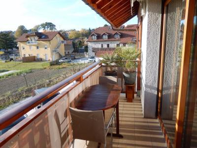 Vue: Appartement T3 Vétraz Monthoux Balcon, Appartement de 95m2 à vendre à Vétraz Monthoux
