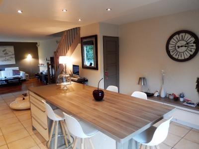 Vue: Appartement Maison Reignier Esery Cuisine Salon, Appartement Maison à vendre à Esery