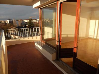 Vue: Appartement T3 Annemasse Balcon, T3 en hauteur avec vue dégagée à Annemasse