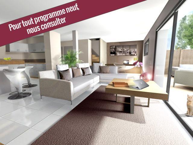 Programme neuf Villa Lémania THONON LES BAINS