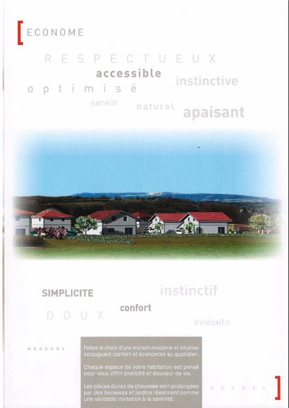 Programme neuf Villas Dédicace SAVIGNY