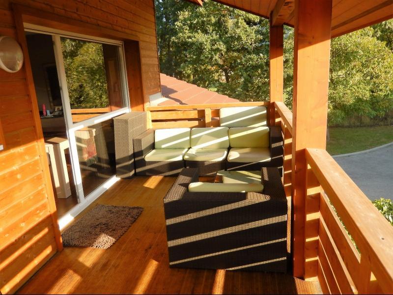 Appartement T3 au dernier étage avec terrasse à vendre à Bonneville