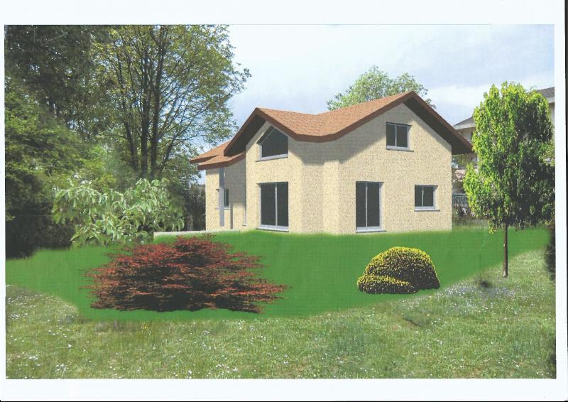 Villa neuve au centre de Ville La Grand