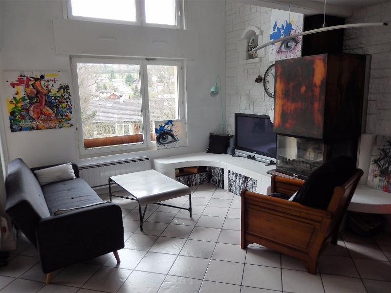 Appartement Type 4 en duplex à vendre à Vétraz Monthoux